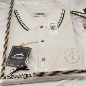 Slazenger Golf Polo Great Oaks  Men's Invitational